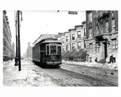 15th Street Trolley 1940's