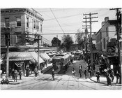 160th Street Jamaica Queens 1900