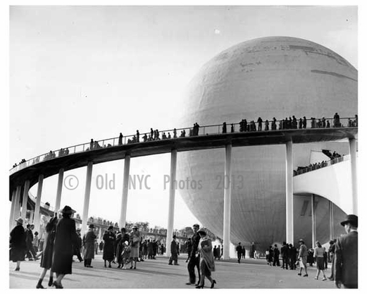 1939 Worlds Fair - Flushing - Queens - NYC
