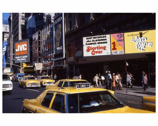 1970s Times Square