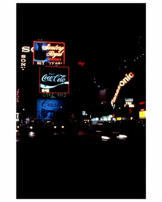 1970s Times Square at night