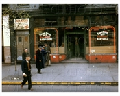 217 Round House Restaurant Bowery NYC 1959