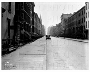 22nd St North South 9th Ave East Manhattan NYC 1931