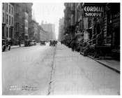22nd St South Side & 8th Ave East Manhattan NYC 1931
