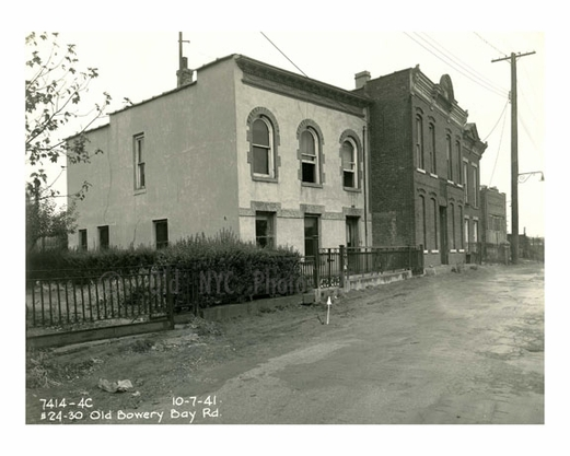 24-30 Old Bowery Bay Rd. 10.7.41 - Astoria - Queens, NY