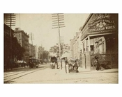 2nd Avenue & East 3rd - East Village 1875