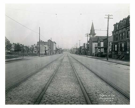 31st Street & 30th Drive  - Astoria - Queens, NY 1913