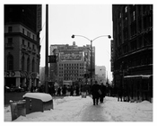 32nd & 6th Ave 1959 - Garment District Manhattan - New York, NY