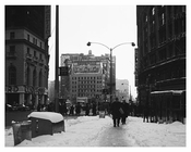 32nd Street - Midtown Manhattan 1959 - New York, NY