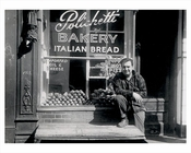 35 Carmine Street 'Polichette' 1958  - Little Italy - Downtown Manhattan - New York, NY