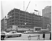 35 Park Avenue Construction 1955 - Murray Hill - Manhattan - New York, NY
