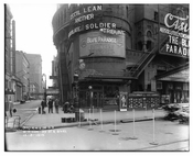 39th & Broadway 1915 Midtown Manhattan - New York, NY