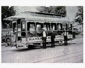 3rd Ave RR & 10th Ave 1885