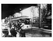 3rd Ave & 65th street Trolley to Coney Island