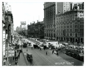 42nd & 7th Avenue 1914 - Midtown Manhattan
