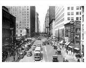 42nd Street August 1931 Midtown Manhattan