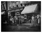 43 Mulberry Street 1896  Chinatown NYC