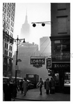 43rd & 6th Ave 1950's Midtown Manhattan