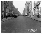 46th Street between 8th Ave & Broadway - Midtown Manhattan - 1915