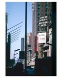 46th Street Late 1950s Midtown Manhattan