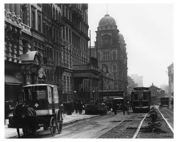 Image result for midtown nyc 1910s