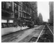 48th Street  - Midtown Manhattan - New York, NY 1910