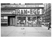 50th Street & Broadway 'Ham & Egg'