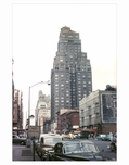52nd Street & Ave of The Americas - Midtown Manhattan NY
