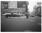 52nd Street & Broadway 1957 - Midtown Manhattan