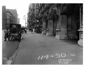 55th Street & 7th Avenue - Midtown Manhattan 1914