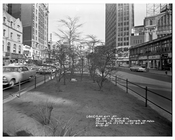59th Street & Broadway Center Mall 1957 - Midtown West -  Manhattan - New York, NY