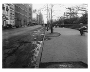 59th Street - outside of Central Park - Midtown Manhattan - NY 1914