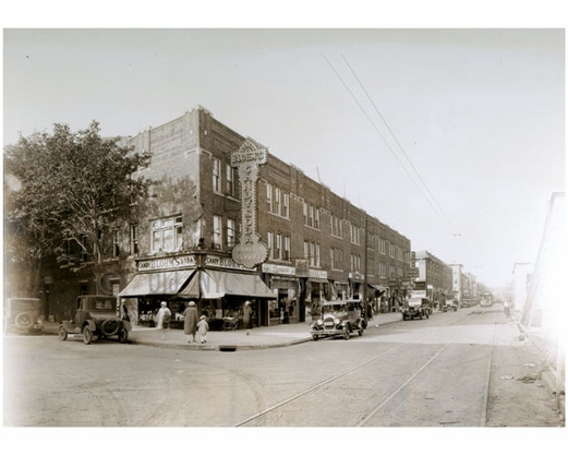 5th Ave north of 77th Street 1927