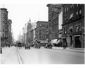 5th Avenue & 42nd Street - looking north - 1918