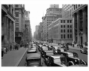 5th Avenue near 34th Street 1938 Garment District Manhattan