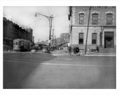 5th Avenue north facing 86th Street 1940 Bay Ridge -  Brooklyn NY