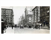 5th Avenue north toward 42nd Street 1914