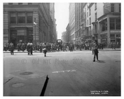5th Avenue & West 22nd Street - Flatiron District  NY 1915