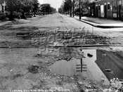 60th Street looking south at 16th Avenue, 1923