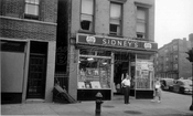 659 Washington Avenue, north east corner of St. Mark's Avenue, c.1950
