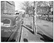 66th Street & Broadway by park 1957 - Upper West Side - Manhattan - New York, NY