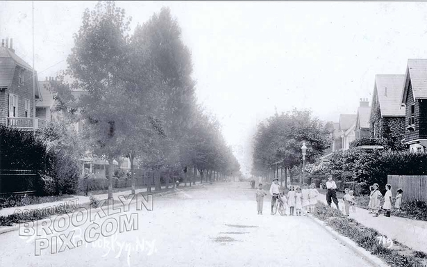 69th Street near 13th Avenue, Dyker Heights, c.1910
