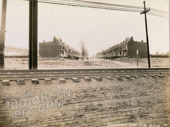 72nd Street & New Utrecht Avenue, 1918