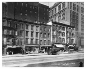 7th Ave between 23rd & 24th  Streets - Chelsea  NY 1914