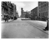 7th Avenue & 36th & 37th Street  - Midtown Manhattan - 1915