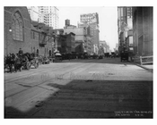 7th Avenue 39th & 40th Streets - Midtown - Manhattan  1914