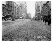7th Avenue & 39th Street  1917 Chelsea NYC