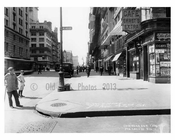 7th Avenue  & 43rd Street - Midtown - Manhattan  1914