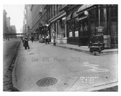 7th Avenue & 51st Street -  Midtown Manhattan 1914