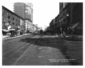 7th Avenue between 26th & 27th Streets 1916 October 23rd  1916 Chelsea NYC